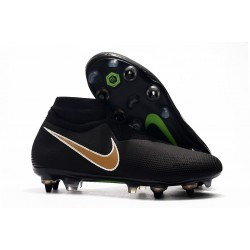 Nike Phantom Vision Elite DF ACC Anti-Clog SG-Pro Negro Or
