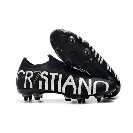 Nike Cristiano Ronaldo CR7 Mercurial Vapor XII Elite SG-Pro AC