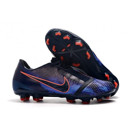 Zapatillas de Fútbol Nike Phantom Venom Elite FG Obsidiana Azul