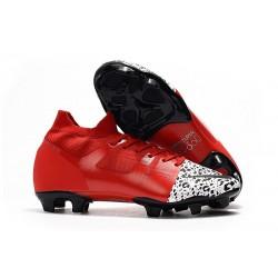 Zapatillas de Futbol Nike Mercurial GS 360 FG - Rosso Blanco Negro