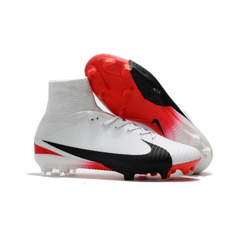 online store f68e1 276e0 ... negro blanco diseño práctico rl0ol 0c32f 0809b; low price nike  mercurial superfly v fg acc botas de fútbol 455a0 0f23d