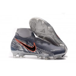 Nike Victory Pack Phantom VSN Elite DF FG - Gris