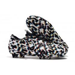 Zapatos de Fútbol Nike Tiempo Legend VIII Elite FG Negro Blanco