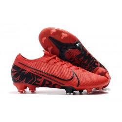 Zapatillas Nike Mercurial Vapor XIII Elite FG - Rojo Negro