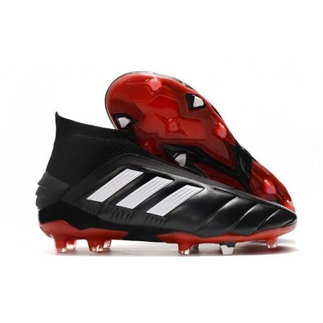 adidas Predator Mania 19+FG ADV Zapatos de Fútbol - Negro