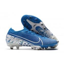 Zapatillas Nike Mercurial Vapor 13 Elite AG-Pro Azul Blanco