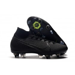 Nike Mercurial Superfly 7 Elite AC SG-Pro Negro
