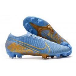 Zapatillas Nike Mercurial Vapor XIII Elite FG ACC Azul Oro