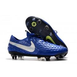 Botas Nike Tiempo Legend VIII Elite ACC SG - Azul Platino