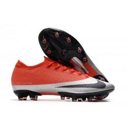 Zapatillas Nike Mercurial Vapor 13 Elite AG-Pro Rojo Metal Negro