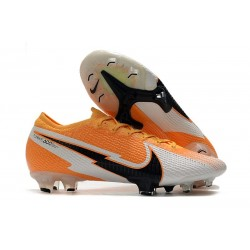 Nike Bota Mercurial Vapor 13 Elite FG amarillo anaranjado