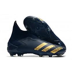 Bota de Fútbol adidas Predator Mutator 20+ FG Negro Oro