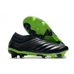 Botas de Futbol adidas Copa 20+ FG Negro Verde
