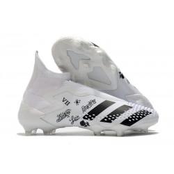 adidas Predator Mutator 20+ FG - Blanco Negro