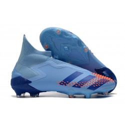 adidas Predator Mutator 20+ FG - Azul Naranja