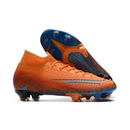 Nike Mercurial Dream Speed 003 Phoenix Rising Concept Naranja Azul