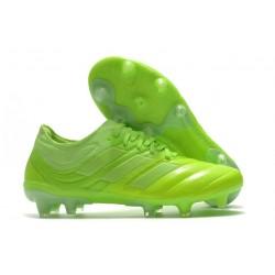 Zapatilla Futbol Adidas COPA 20.1 FG Verde Blanco